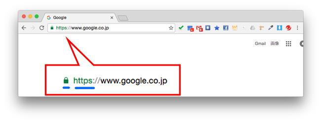 SSL確認方法